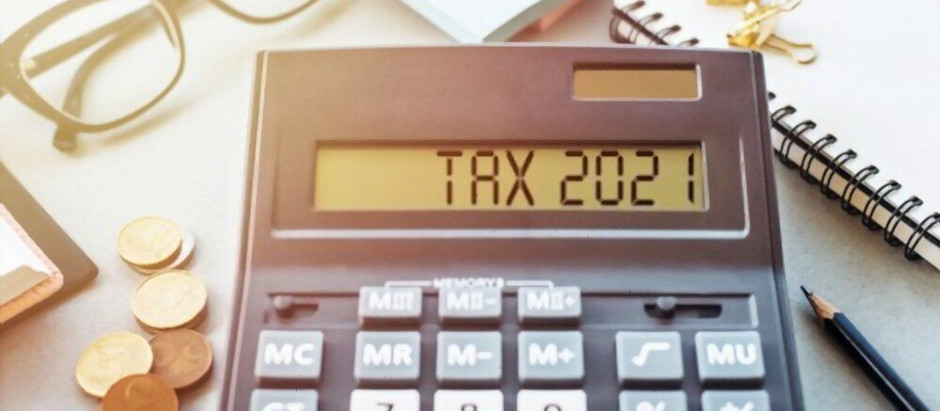 Tax Tips 2021 Year End