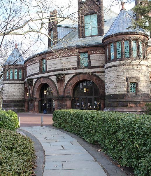 Richardson Auditorium, Princeton University