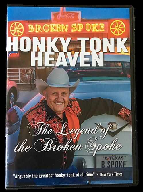 Honky Tonk Heaven DVD