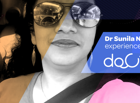 """""""Docterz's team contacts as soon as a query is raised with a solution."""", Dr. Sunila Nagvekar, Mumbai"""