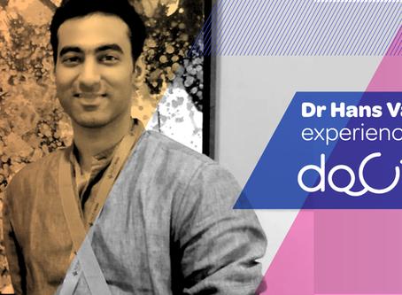 """Learns how I prescribe and adapts automatically"", Dr. Hans Vaish, Dehradun."