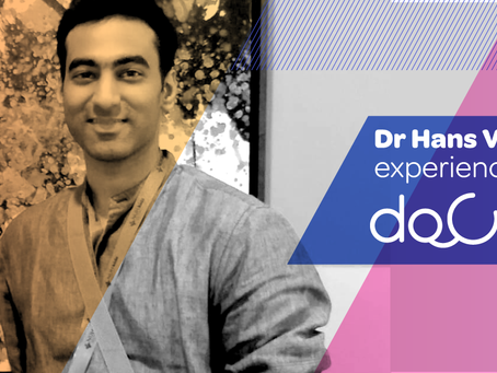 """Learns how I prescribe and adapts automatically"", Dr. Hans Vaish, Dehradun."