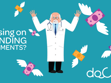 An average Indian doctor loses around Rs.25,000 annually due to pending payments.