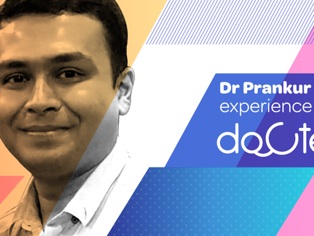 """Intelligent algorithm adapts & learns my prescribing habits."", Dr. Prankur Pandey, Raipur."