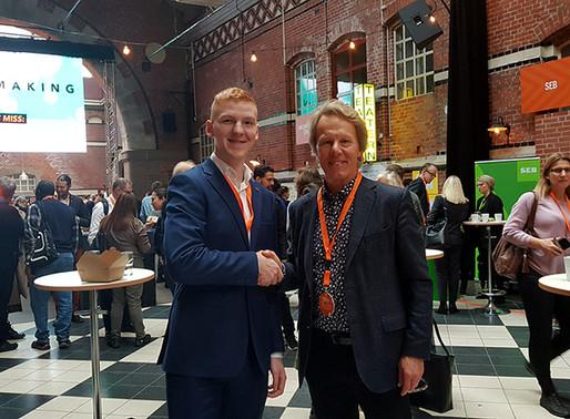 Helios Innovations has been selected as the winner of the Göran Bredinger award 2019