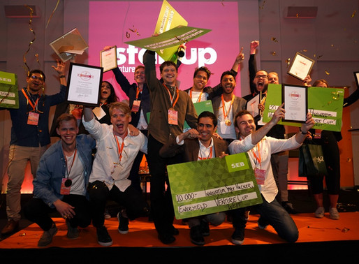 Helios Innovations is this year's Gamechanger in Venture Cup
