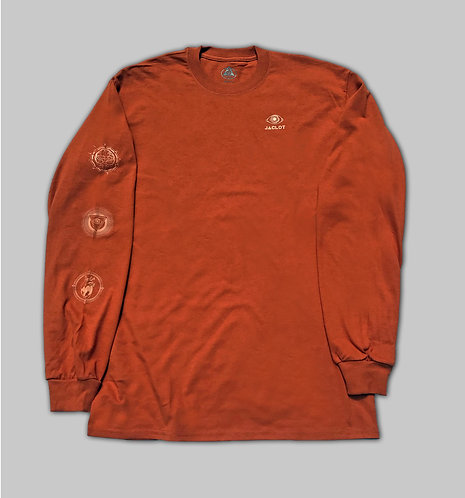 """""""Live Now"""" Long Sleeve t-shirt"""