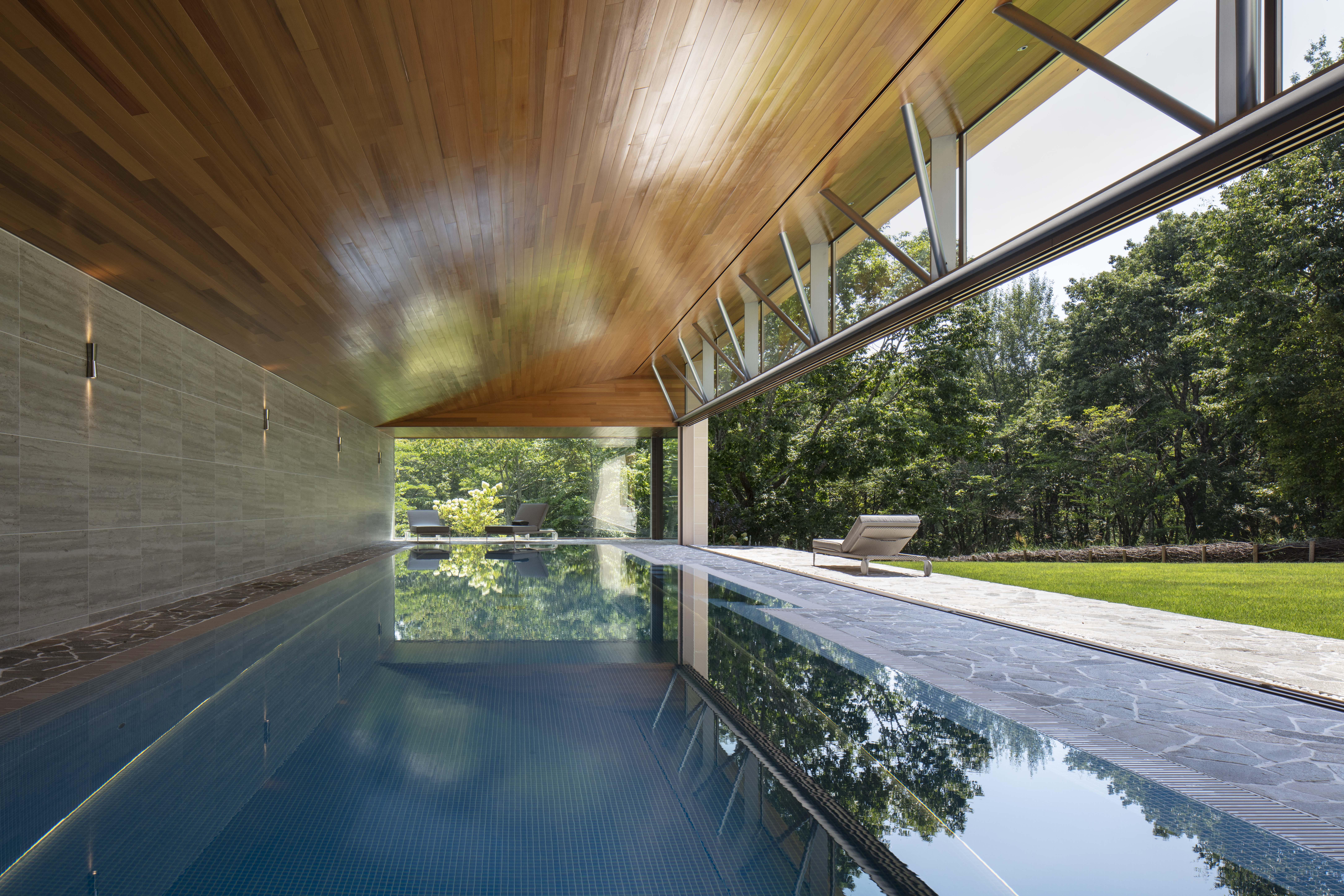プールのある家_45