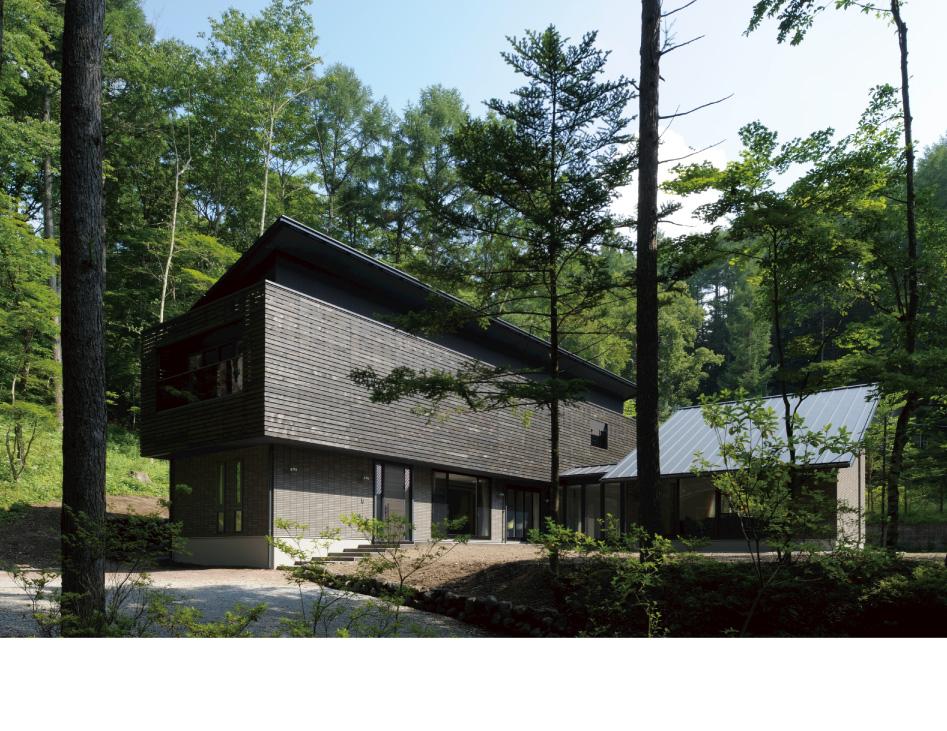 VILLA SILVA / 高級別荘地、軽井沢の別荘建築