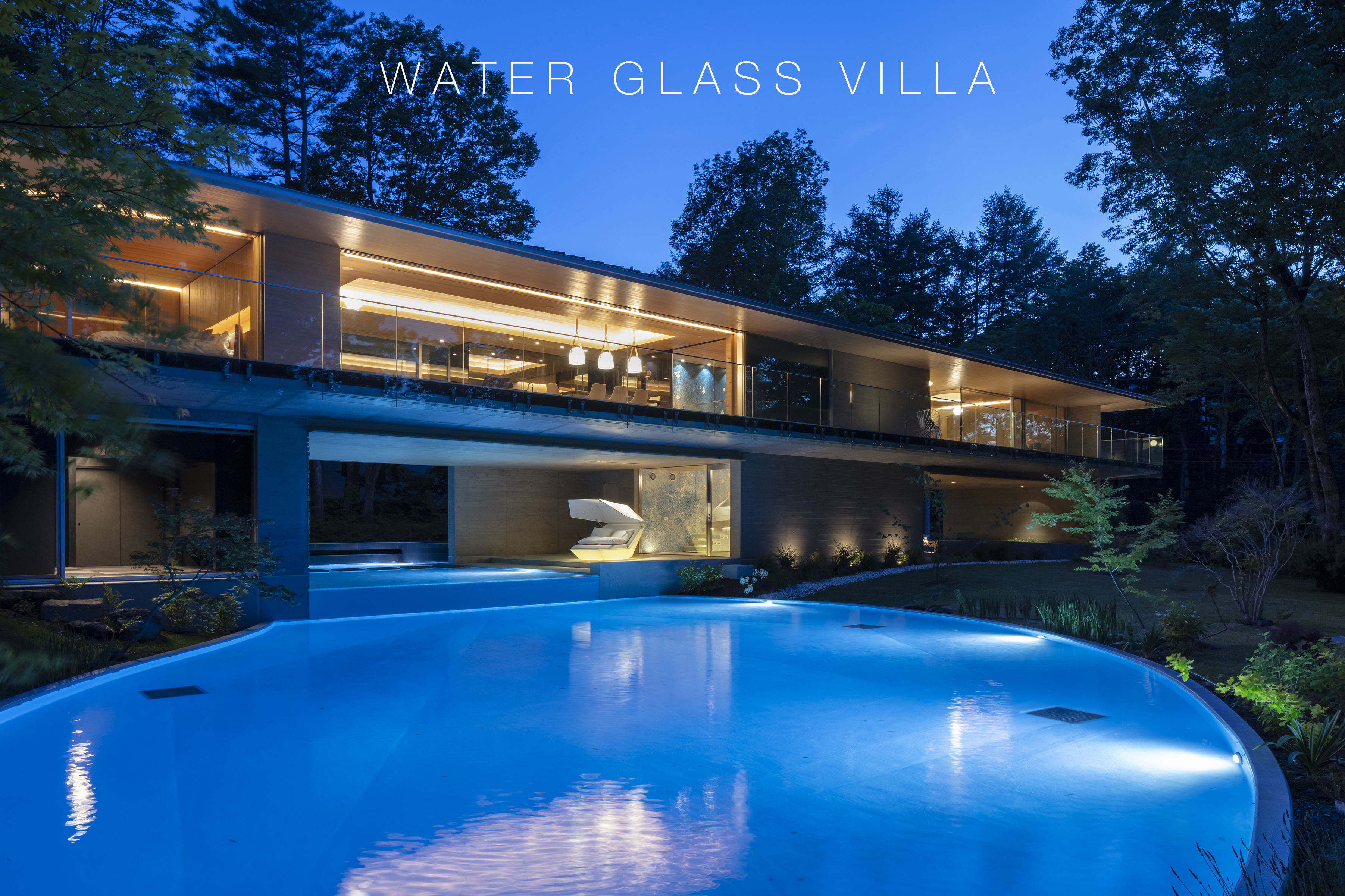 WATER GLASS VILLA