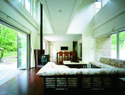 別荘建築ならMアーキテクツデザイン | 軽井沢の別荘建築 週末住宅伝