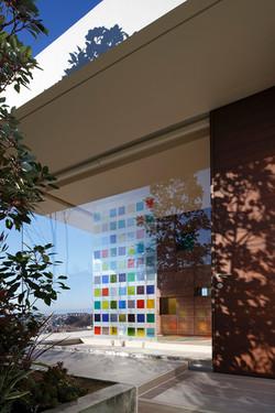 エントランス/CASA BARCA/豪邸 高級別荘建築