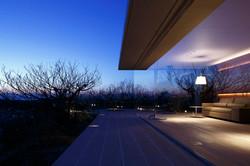 CASA BARCA夜景/豪邸 高級別荘建築