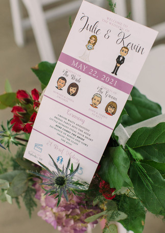 Julie & Kevin's Wedding