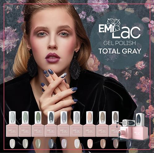 E.MiLac Total Gray Display Aktion 10%