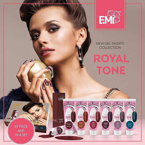 Gel Farben Royal Tone 5ml