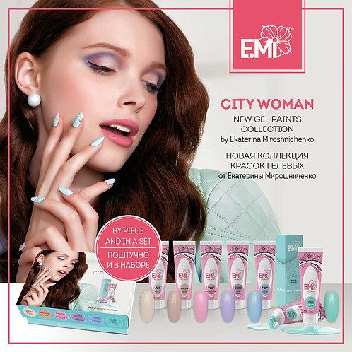Gel Farben City Woman 5ml