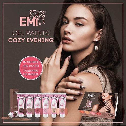 Gel Farben Cozy Evening 5ml