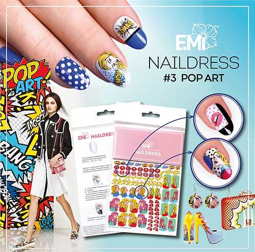 Naildress SS 2018