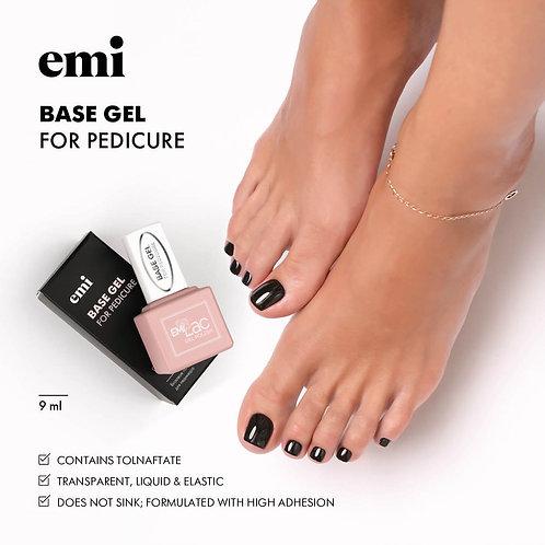 E.Mi Lac Base Gel for Pedicure 9 ml