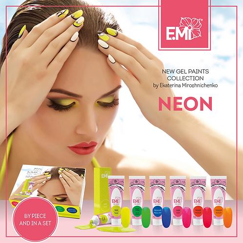 Gel Farben NEON 5ml