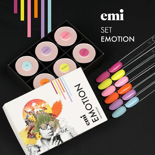Gel Paint Set Emotion 8 x 5g
