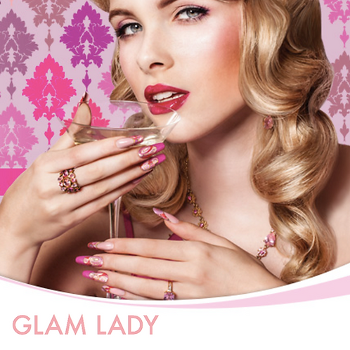 Gel Farben Glam Lady 5ml