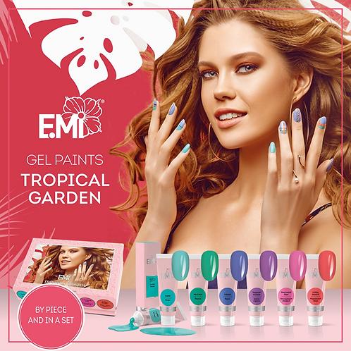 Gel Farben Tropical Garden 5ml