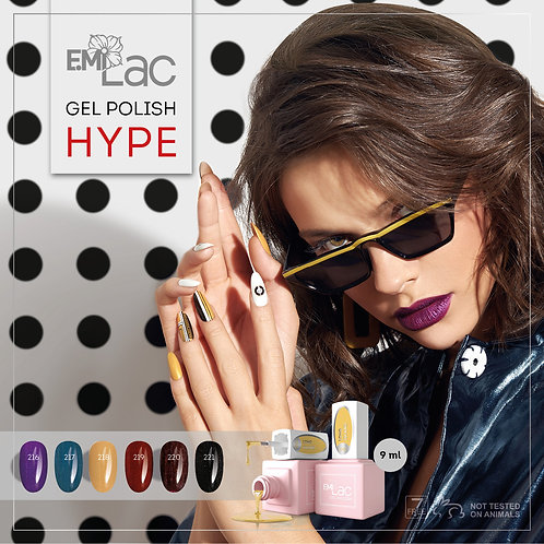 E.MiLac HYPE 9ml