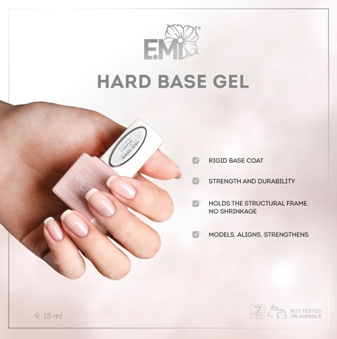 E.Mi Lac Hard Gel