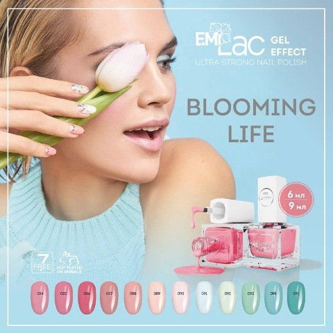 Blooming Life Kollektion 9ml
