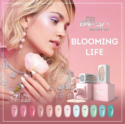 E.MiLac Blooming Life 9ml