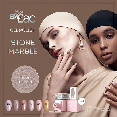 E.MiLac Stone Marble Display Aktion 10%