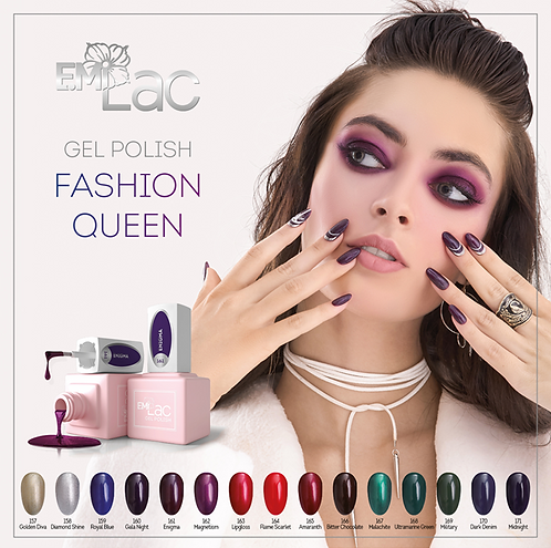 E.MiLac Fashion Queen 9ml