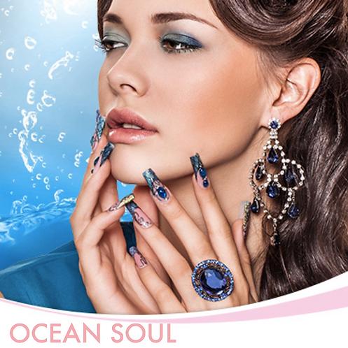 Gel Farben Ocean Soul 5ml