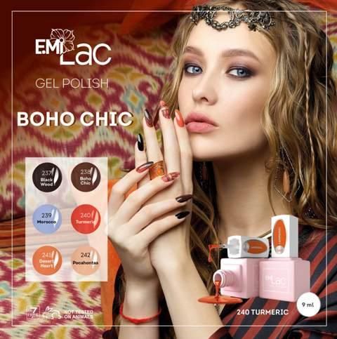 E.Mi Lac Collection Boho Chic