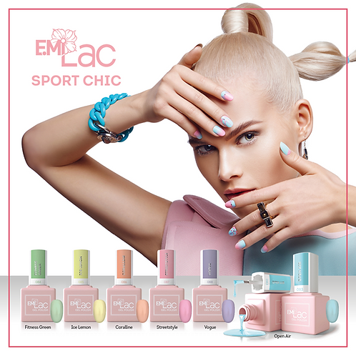 E.MiLac Sport Chic 9ml