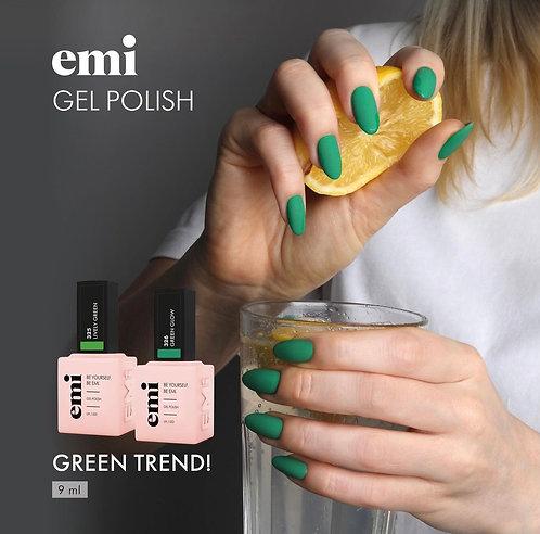 E.Mi Lac Green Trend 9 ml