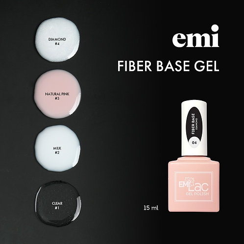 E.Mi Fiber Base Gel 15 ml