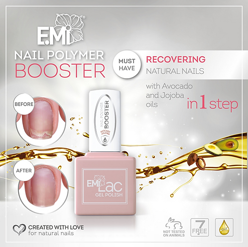 Nail Polymer Booster 9ml