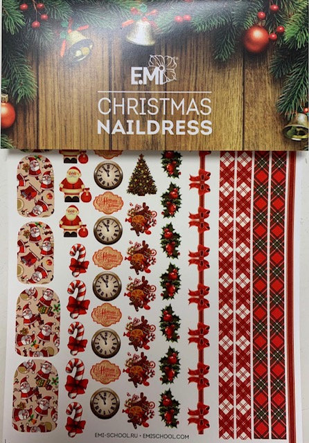 Naildress Christmas Aktion