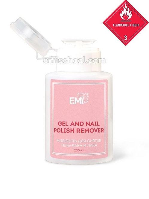 Gel & Nail Polish Remover