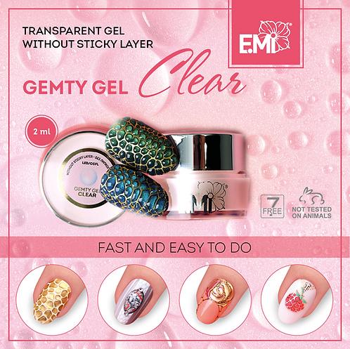 Gemty Gel Clear 2ml