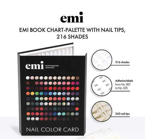 E.Mi Book Chart