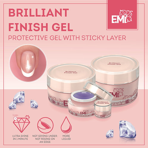 Brilliant Finish Gel
