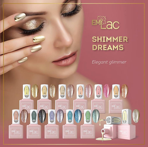 E.MiLac Shimmer Dreams 9ml