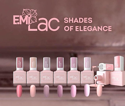 E.MiLac Shades of Elegance Display Aktion 20%