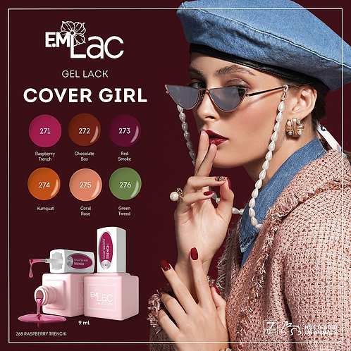 E.Mi Lac Cover Girl 9 ml