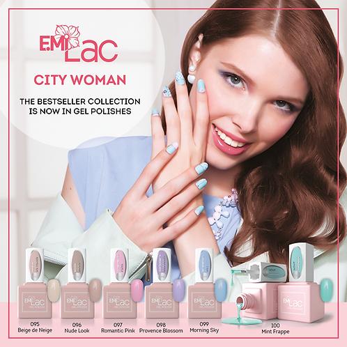 E.MiLac City Woman 9ml