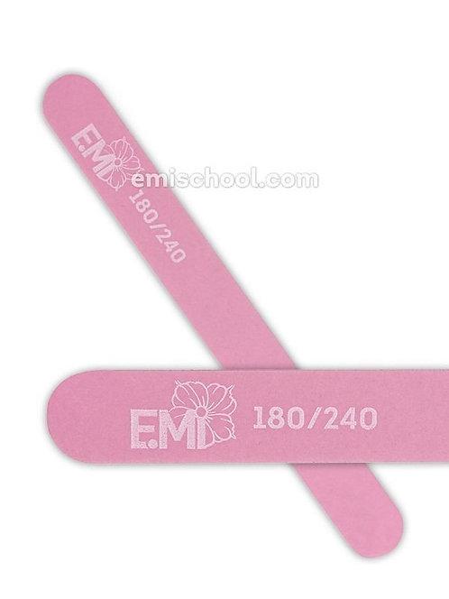 Naturnagel Feile Pink 180/240